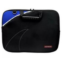 Ultimate Laptop Bag Double SX + HD Pocket 14' - Hitam