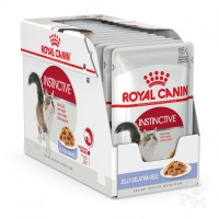 Royal Canin Instinctive Adult in Jelly Pouch (12x85gr)