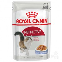 Royal Canin Instinctive Adult in Jelly Pouch (85gr)