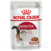 Royal Canin Instinctive Adult in Gravy Pouch (85gr)