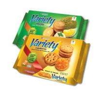 FOODS Variety Cookies Filled with Durian Cream