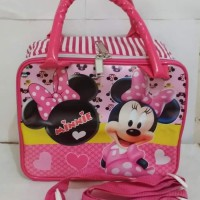Tas Travel Anak Mini Minnie Mouse