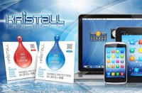 KRISTALL LIQUID SCREEN PROTECTOR UP TO 7inch