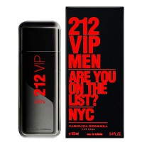Parfum Pria 212 VIP Black Men - Original Singapure