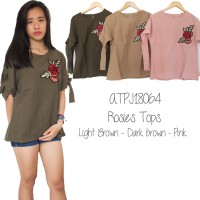 ROSIES TOP-ATPD18064 (NEW COLLECTION)