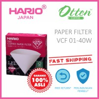 Hario Paper Filter VCF-01-40W