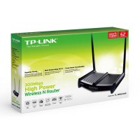 TP LINK TL WR841HP 300Mbps High Power Wireless N Router