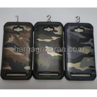 Slim Army Back Case / Cover Armor Asus Zenfone Max - Back Case / Cover Armor / Loleng TNI / Abri