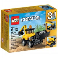 LEGO 31041 : Construction Vehicles