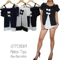 RIBBON TOP-ATPD18069 (NEW COLLECTION)