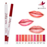 [MISSHA] Silky Lasting Lip Pencil