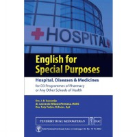 English for Special Purposes Hospital, Diseases & Medicines