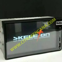 DOUBLEDIN LCD SKELETON MIRRORLINK