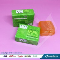 Sabun VC Vitamin C Soap 99% Natural Original