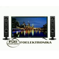 Polytron LED TV PLD32T7511 Cinemax TV
