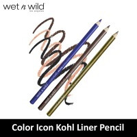 [7 variant] Wet N Wild Color Icon Kohl Pencil Liner