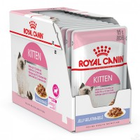 Royal Canin Kitten Instinctive in Jelly Pouch (12x85gr)