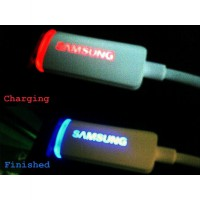 Kabel Data HP/ Charger / Micro usb LED Samsung Asus Oppo Lenovo Xiaomi
