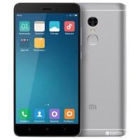 Xiaomi Redmi Note 4 3/64GB Grey Garansi Distributor