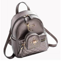 Danbaoly Tas Ransel PU, Backpack Import Wanita Bagcharm New Model
