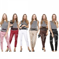 Basic Harem Pants
