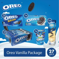 [27 pcs] Oreo Vanilla Package