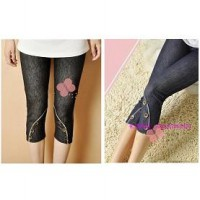 HIGH QUALITY JEGGING || Jeans Legging Girl || 3/4 Jegging || Comfort Material ||