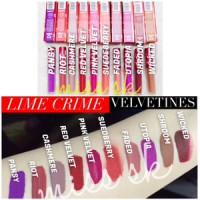 Lime Crime Velvetines Liquid Stick Super Matte