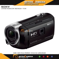 SONY HDR-PJ410 MEMORY STICK HD CAMCORDER