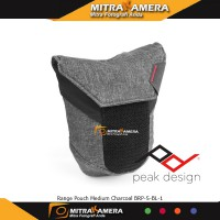 Peak Design Range Pouch Medium Charcoal BRP
