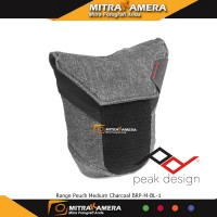 Peak Design Range Pouch Medium Charcoal BRP-M-BL-1