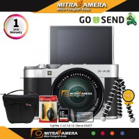 Fujifilm X-A3 Kit 16-50mm PAKET