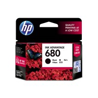 Tinta HP 680 Black - Original ( F6V27AA)