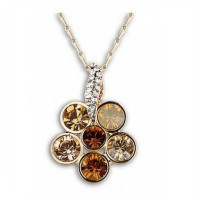 AXORA Necklace 18K Gold Plated TN0137