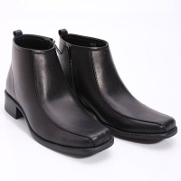 Dr.Kevin Leather Shoes 4008 Black