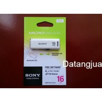 Flashdisk Sony MicroVault 16GB