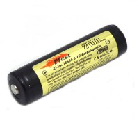 Efest 18650 Li-ion Protected Battery 2600mAh with Button Top