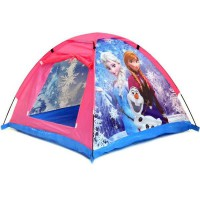 TENDA ANAK KARAKTER BANYAK MOTIF : PAW PATROL CARS FROZEN PRINCESS POOH MICKEY SPIDERMAN HELLO KITTY