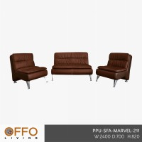 Offo Living - Sofabed MARVEL 211 BLANDO
