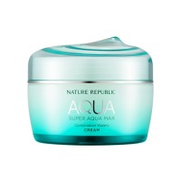 [Nature Republic] Super Aqua Max Concentration Watery Cream 80ml/Combination Skin Type/Moisturizing