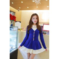 High Quality Korea Dress dan Mini Dress
