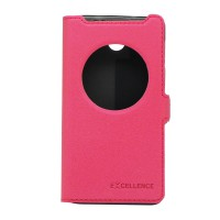 EXCELLENCE FLIP COVER ETERNITY ANDROMAX C2 - Pink