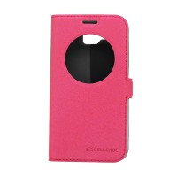 EXCELLENCE FLIP COVER ETERNITY ANDROMAX G2 - PINK