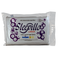 Dunlopillo Sleepillo Large latex ukuran 66x41cm