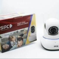 SPC CCTV DUAL ANTENNA IP CAM P2P BABYCAM WIFI WIRELESS CAMERA