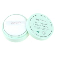 [Innisfree] No Sebum Mineral Powder
