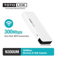 TOTOLINK N300UM - 300Mbps Wireless N USB Adapter