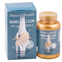Nature's Health Nano Calcium - 60 Softgel