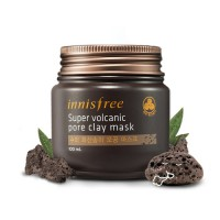 [Innisfree] Jeju Super Volcanic Pore Clay Mask 100ml