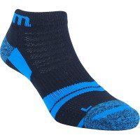 Kaos Kaki Marel Socks Sport Spartan Shield Black/Blue
